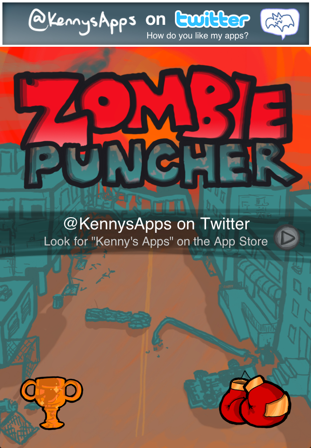 Screenshot Zombie Puncher